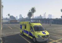 Mercedes Sprinter Cube Ambulance Suisse
