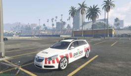 Opel Insigna Tourer Police Neuchatel