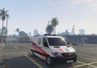 Mercedes Sprinter Police Vaud