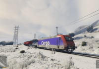 Train Swiss Cargo