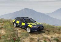 BMW X5 Garde-Frontière