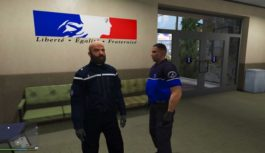 Coopération policière et douanière (CCPD)