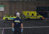 Tenue EUP – Ambulancier – Genève