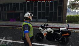 Casque EUP – POLICE – Genève